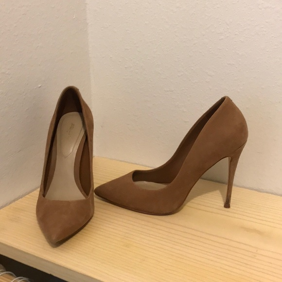 39f929ba82d Aldo Shoes - Aldo brown Pumps